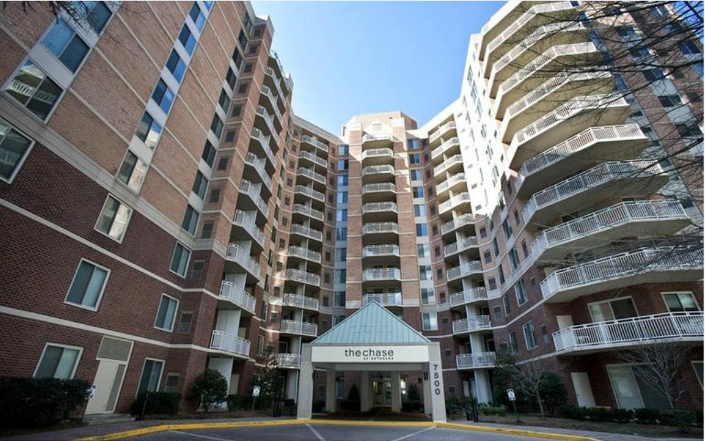 7500 Woodmont Ave Bethesda Md 20814 1 Bedroom Apartment For Rent Padmapper