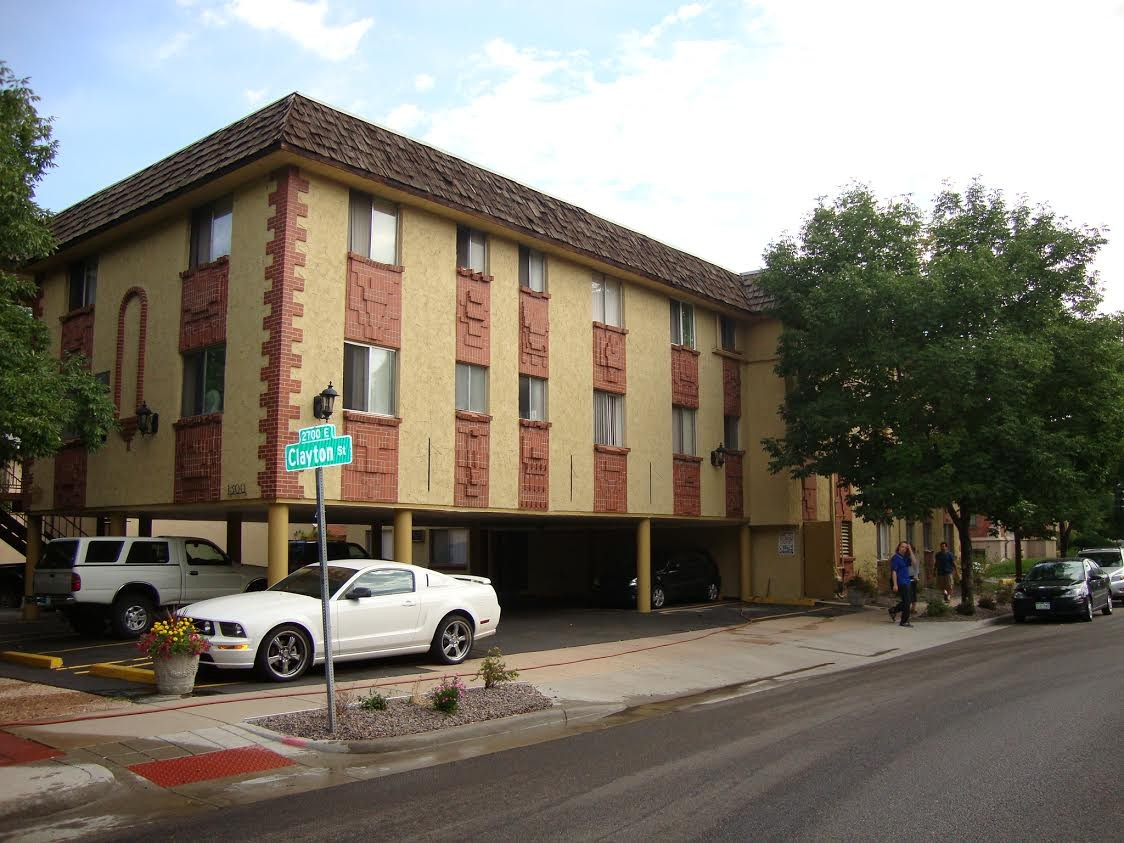 1300 Clayton Street Denver Co 80206 1 Bedroom Apartment For Rent Padmapper