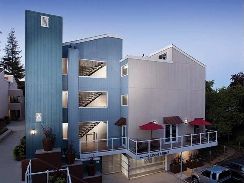 Leahy Apartments Redwood City Ca