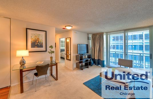 W Lake St N Jefferson St 2 406 Chicago Il 60661 1 Bedroom Apartment For Rent For 2 084