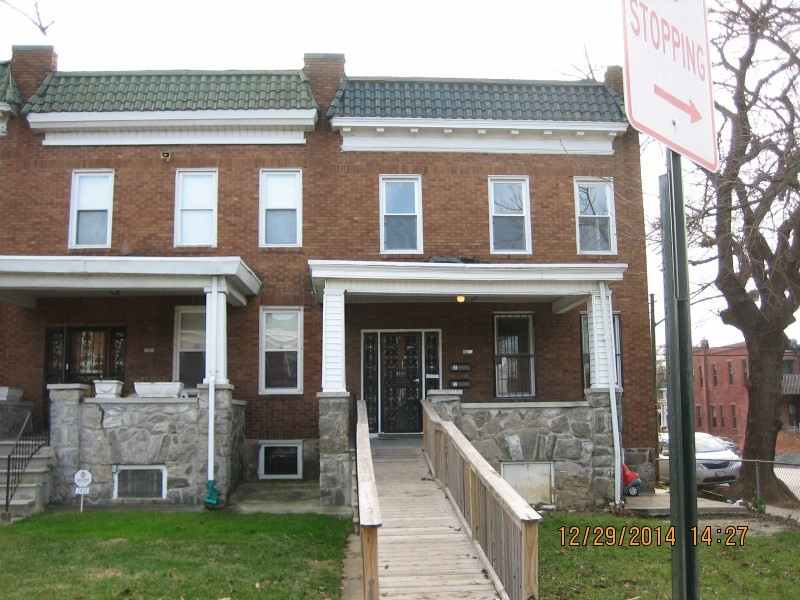 2408 Winchester St E Baltimore Md 21216 2 Bedroom Apartment For Rent Padmapper