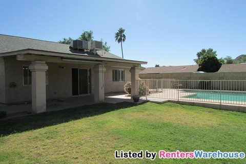 16248 n 9th pl phoenix az 85022 3 bedroom house for rent for 1 550